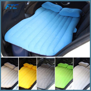 Hot Inflatable Car Back Seat Air Mattress Car Bed pictures & photos