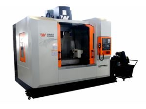 Vertical Machining Center X Axis Travel 1100mm Vmc1100L pictures & photos