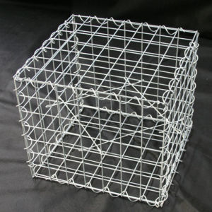 China Popular Heavily Zinc Coated Welded Gabion Basket (WGB) pictures & photos