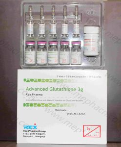 Glutathione Injection for Skin Whitening and Lighening Injectable Beauty Products 3G (3000mg) pictures & photos