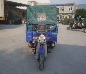 Chinese Adults Cargo Motorcycles with Three Wheels pictures & photos