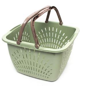 PP Shopping Basket with Handle pictures & photos