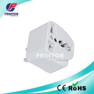 2 Pin Round AC Power Travel Adaptor Multiuse Plug pictures & photos
