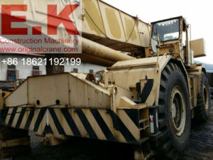 American Used Grove Rough Terrain Crane 50ton (RT650) pictures & photos