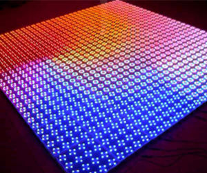 192PCS 10mm LED Sensitive LED Stage Dance Floor pictures & photos