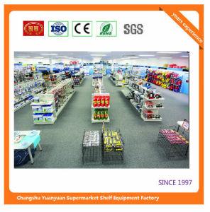 Metal Supermarket Shelf for Uganda Market 07287 pictures & photos
