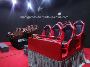6 Seats 3D 5D 7D Dynamic Cinema pictures & photos