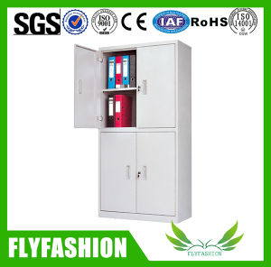 White Color Office Furniture Steel File Cabinet (ST---09) pictures & photos