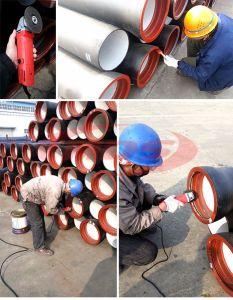 China ISO2531 1200mm Ductile Iron Pipe for Drainage Use pictures & photos