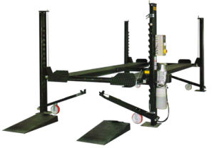 Single Hydraulic Cylinder Drive Parking Lift (T470CE)