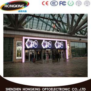 Hongking P10/P8/P6 Advertising Display LED Billboard pictures & photos