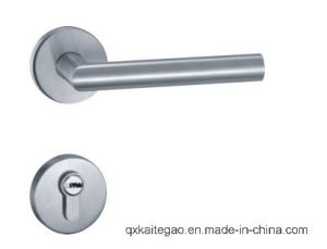 (SA-301) 304 Stainless Steel High Quality Safe Modern Level Handle pictures & photos