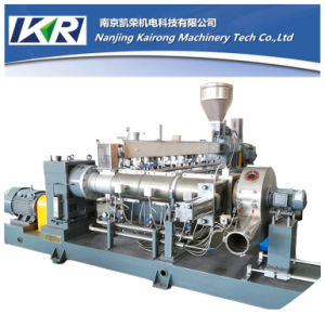 Plastic Granules Machine Two Stage Extruder pictures & photos