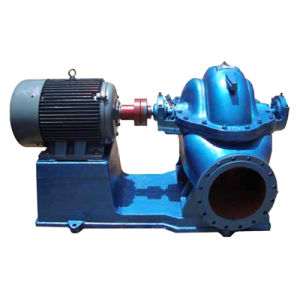 S 1-Stage Double Suction Centrifugal Pump pictures & photos