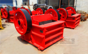 Small Diesel Engine Jaw Crusher pictures & photos