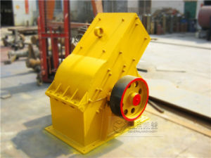 ISO9001: 2008 Stone Hammer Mill Crusher Glass Recycling Machine 8-15tph pictures & photos
