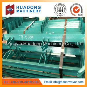 Super Designed High Quality Steel Conveyor Belt Frame pictures & photos