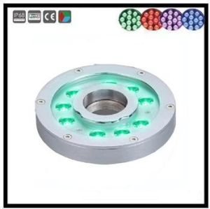 9X3w Full Color Change LED Underwater Fountain Light pictures & photos
