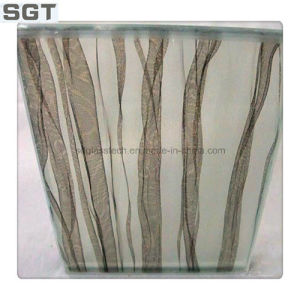Clear/Tinted/ Tempered Laminated Glass for Decoration pictures & photos