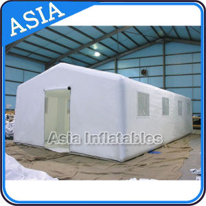 Factory Price Outdoor Inflatable Camping Tent, Inflatable Temporary Structure Tent pictures & photos