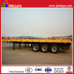 Lumber Carrying Trailer Small Cargo on Sale pictures & photos