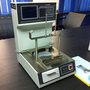 Gd-2806g Automatic ASTM D36 Softening Point Apparatus pictures & photos