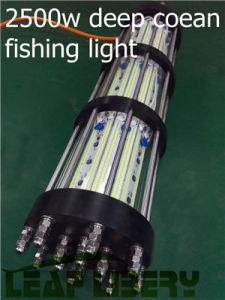 LED 220 Volt Submersible Green Fishing Lamp, Marine Fishing Lamp 2500W