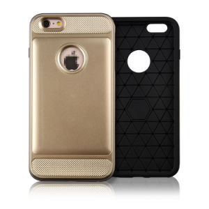 Double Layer Heavy Duty Protection Scratch Proof Armor Case Cover for Apple iPhone 6s pictures & photos