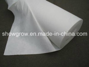 Non Woven Geotextile PP or Polyester, Qualified Material Suppliers of Water Cube Nest and South-to-North Water Transfer Project.
