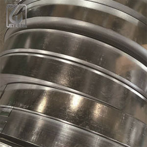 Dx51d Grade 20mm Width Hot Dipped Galvanized Steel Strip pictures & photos