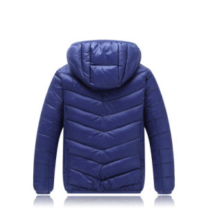 New Design Girl Outdoor Jacket, Ultra Light Down Jacket 601 pictures & photos