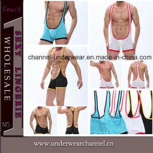2015 Stylish Men Short Briefs Thong Underwear (TLT1-1001) pictures & photos