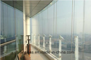 High Quality Tempered Glass for Building Wall, Balustrade, Ceiling pictures & photos