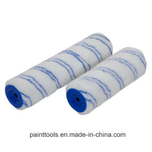 Pile 11mm Double Blue Line Microfiber Roller Cover pictures & photos
