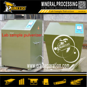 Sealed Micro Output Size Milling Lab Grinding Ore Sample Pulverizer