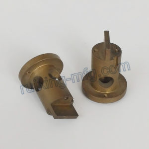 CNC Turning Milling Compound Machining Brass Accessories pictures & photos