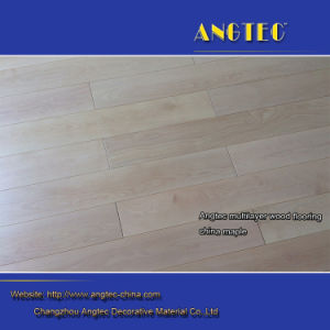 3 Layer/Multilayer China Maple Engineered Wood Flooring pictures & photos