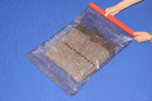 Travelling Vacuum Seal Storage Bag
