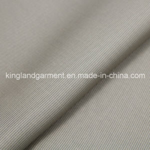 Polyester Silver Home Textile Inherently Fire/Flame Retardant Fireproof Voile pictures & photos