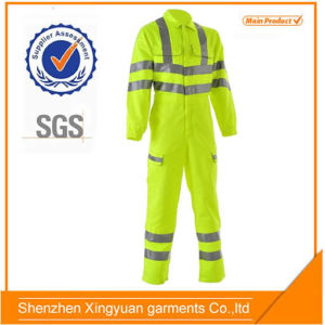 Safety Fireproof Euro Standard Coverall pictures & photos