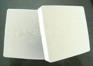 Honeycomb Ceramic Catalyst Support Substrate pictures & photos