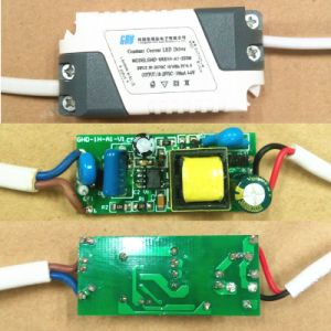 Ce/RoHS/Bis Certificated Constant Current LED Drivers for Panel Light pictures & photos