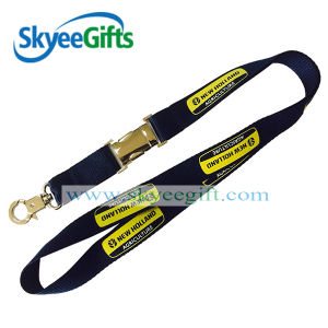 Promotional Wholesale Custom Polyester Lanyard pictures & photos