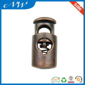 Hot Sale Zinc Alloy Cord Lock for Garments pictures & photos
