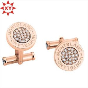 Metal Gold Tie Cufflink Gift Logo Design pictures & photos