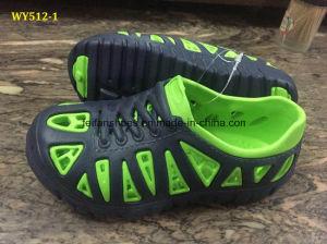 New Design Children EVA Clogs Garden Shoes Beach Shoes (CY512-1) pictures & photos