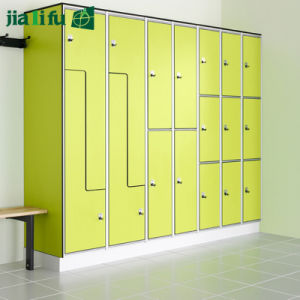 Jialifu Durable Double Tier Compact Laminate Lockers pictures & photos