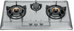 Three Burner Gas Stove (SZ-LX-253) pictures & photos