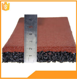Beautifule Rubber Tile in Various Shapes for Different Uses