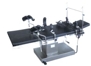 Electric Operation Table for Ophthalmology Surgery Jyk-B707 pictures & photos